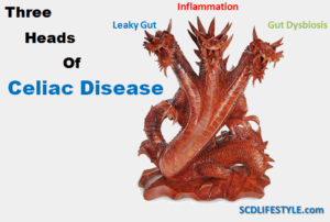 The Three Heads of Celiac Disease