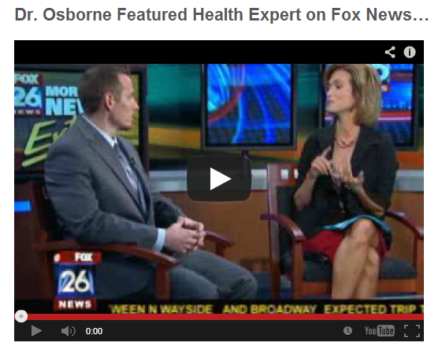 Dr. Osborne on Fox News