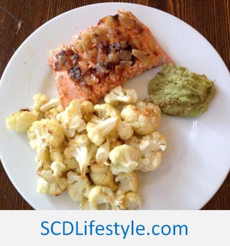 SCD Citrus Salmon