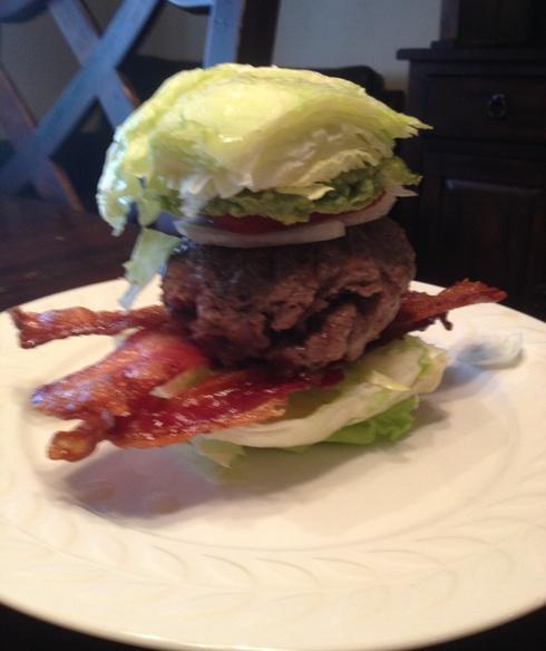 Montana Moster Burger