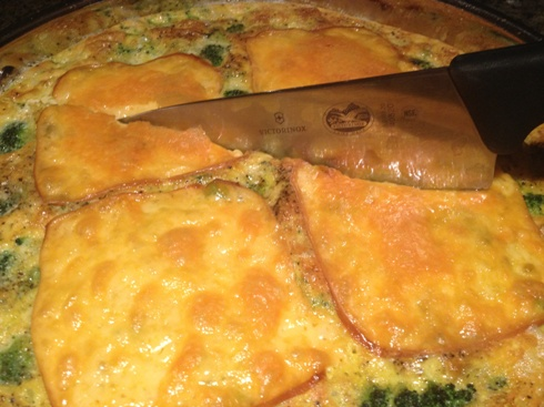Eat and Enjoy Frittata