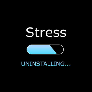 Stress uninstalling...