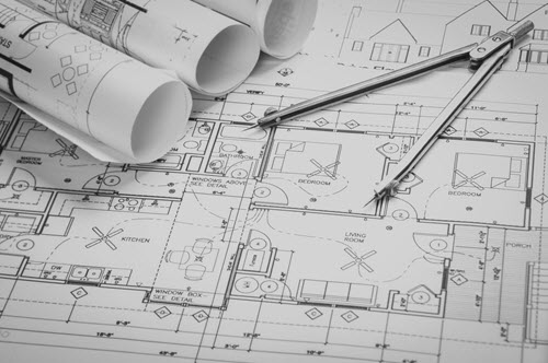 blueprints-black-and-white