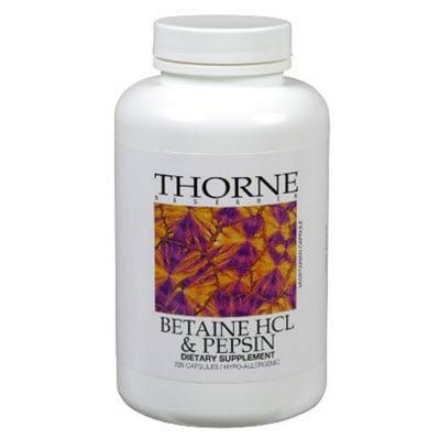 Thorne-Betaine-HCl-225-caps-veg