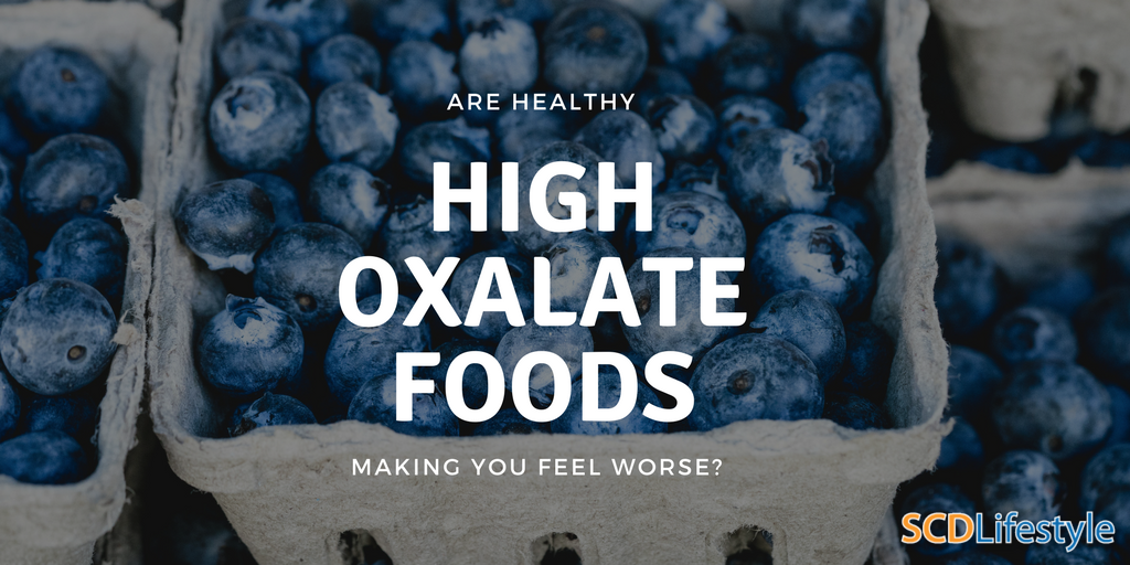 High Oxalate Foods