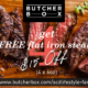 ButcherBox $15 off and free flatiron steaks