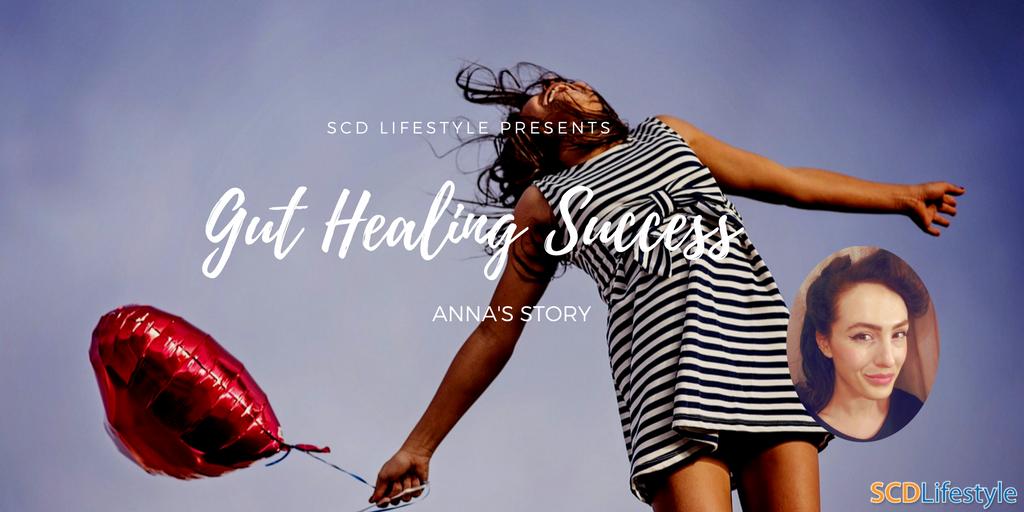 Anna's Gut Healing Success