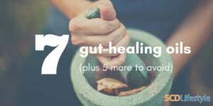 7 Gut-Healing Oils