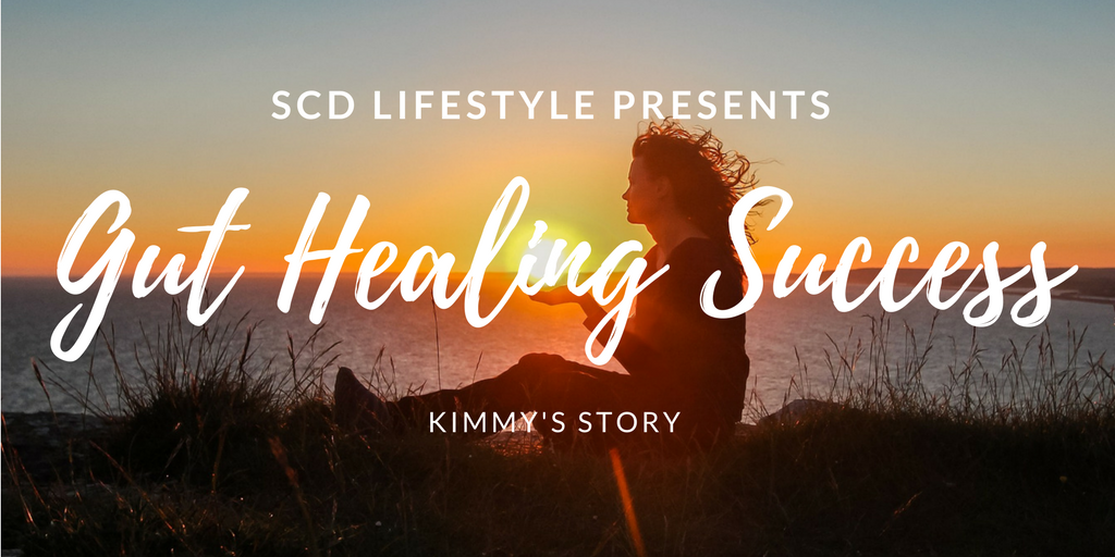 Kimmy A. SCD Success Story