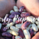 How To Properly Prepare Beans For Gut-Healthy Diets