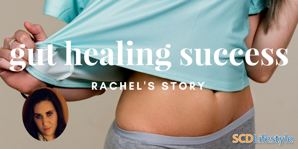 Rachel's Gut Healing Success