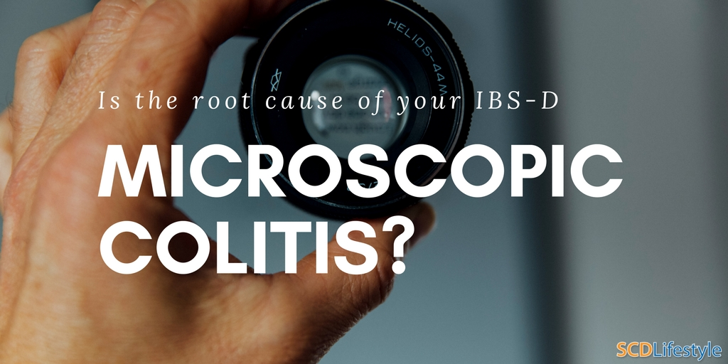 Is the root cause of your IBS-D Microscopic Colitis?