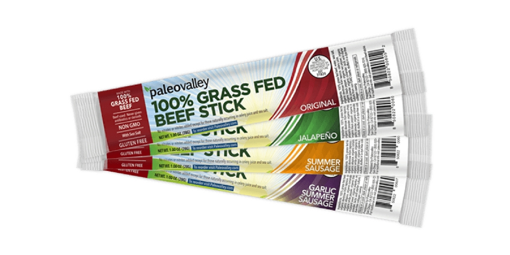 Paleovalley Beef Sticks