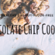 nut and flour free chocolate chip cookies