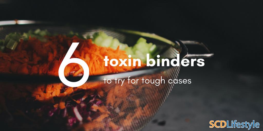 6 toxin binders