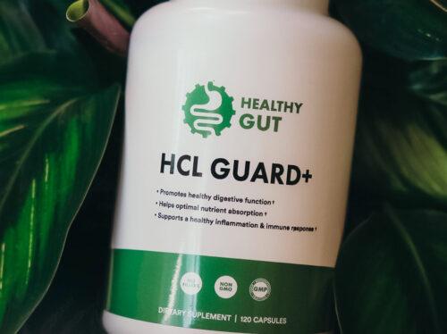 bottle of hcl guard+