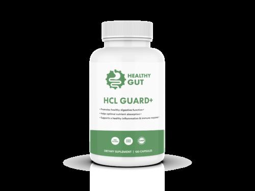 bottle of hcl guard
