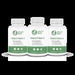 3 bottles of tributyrin x