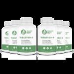 6 bottles of tributyrin x
